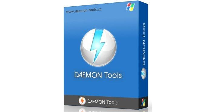 Программа DAEMON Tools по работе с ISO-образами
