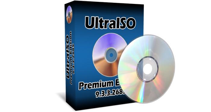 Программа UltraIso по работе с ISO-образами