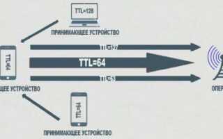 Советы как изменить ТТЛ в Windows 10