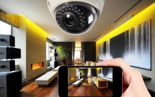 Способы видеонаблюдения для квартиры своими руками