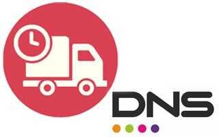 Условия доставки товара магазина ДНС