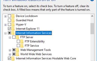 Как настроить FTP-сервер в Windows 10, 7 и Linux